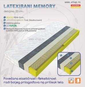 Latexirani Memory www