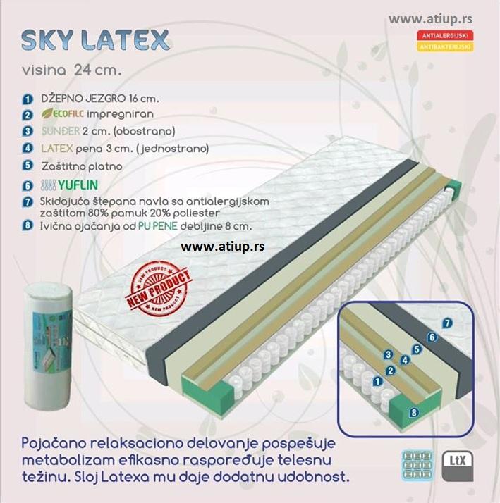 sky latex